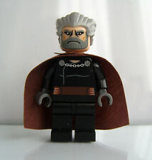 Lego® - Star Wars - Count Dooku  Minifigure - From 9515 Set