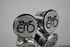 new NOS Eddy Merckx Handlebar End Plugs Bar End Caps endstopfen lenkerstopfen