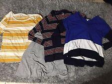 Womens Gap Clothing Lot xxl/xl 4pcs skirt and shirts
