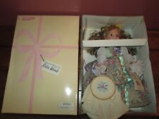 "1995 Horsman Rosybell The Patchwork Princess 13"" Doll Robin Woods w/ Box"