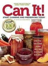 Can it! Start Canning and Preserving at Home Today (Hobby Farm Home) - Acceptabl
