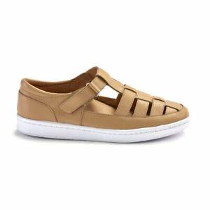 Orthaheel Scholl Orthotic Women's Razz Mary Jane Sneaker - Bone
