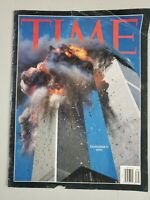 Time Magazine September 11, 2001 Twin Towers 9/11 Photo Issue