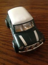 Scalextric C7 Mini British Racing Green & white roof vgc used condition