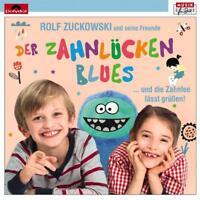 ROLF ZUCKOWSKI UND SEINE FREUNDE - DER ZAHNLÜCKENBLUES...  CD NEW