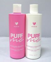 Design Me Puff Me Volumizing Shampoo and Conditioner 10 oz Duo Set