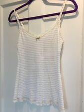 Hardly worn ladies M&S Vest cami Size 10