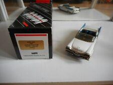 Western Models 1957 Dodge Custom Royal Lancer (open) in White on 1:43 in Box