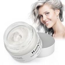 UK INSTANT Hair Colour - Temporary Colour Wax. Washout Dye Mofajang DIY 7 Colors