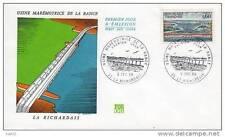 Usine Marémotrice de la Rance - 03 12 1966 - La Richardais