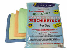 Aqua Clean Sonnenschein Mikrofaser Geschirrtücher 45x65