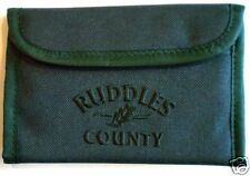 GENUINE RUDDLES COUNTY ALE BEER QUALITY WALLET LOTS OF STORAGE COMPARTMENTS NEW