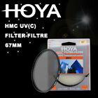 HOYA 67mm MC Slim Lenses for Canon Multi-Coated Filte Nikon Sony HMC UV(C)Lens