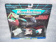 GALAXY VOYAGERS #6  Micro Machines Set - V-44 Devestator  New/Sealed
