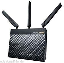 Asus Routeur 4G 4G-AC55U [Noir] - Asus routeur 4G-AC55U - Routeur 3G/4G NEUF
