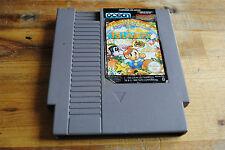 Jeu RAINBOW ISLANDS (The story ok BUBBLE BOBBLE 2) pour Nintendo NES