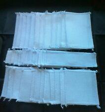 JOB LOT BUMPER CARD & BOOK MARK PACK 14ct Aida all White