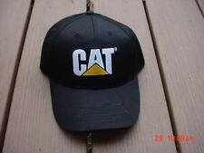NEW  CAT CATERPILLAR CONSTRUCTION EQUIPMENT ADVERTISING ADJUSTABLE HAT CAP