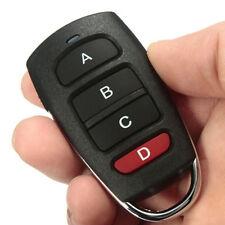 Código 433 MHz 1527 eléctrico puerta de garaje de control remoto clave H4