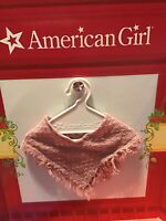 American Girl Doll Retired Sightseeing Outfit Shawl Replacement Clothes