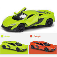 1:36 McLaren 675LT Supercar Model Car Alloy Diecast Toy Vehicle Gift Collection
