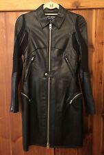 JUNYA WATANABE Comme des Garçons Iconic Peplum Biker Jacket Coat size Small