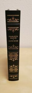 Franklin Library JANE EYRE by Charlotte Bronte Leather