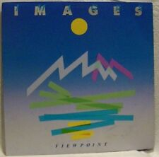 Images - Viewpoint, 1986, Redstone, RR8601, Jazz/New Age, NM/VG+