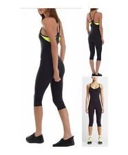 Women's Nike Inside Gym Body suit w/ Sports Bra Black Size Small 643349 NWT $95