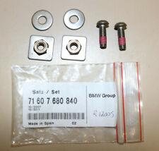BMW Sport Case Saddlebag Hardware K1200S R K1300S F800R S New PN 71 60 7 680 840