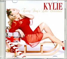 KYLIE MINOGUE - Every day's like Christmas 1TR DUTCH ACETATE PROMO CD 2015