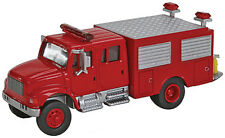 Walthers HO Scale Vehicle International(R) 4900 First Response Fire Truck - Red