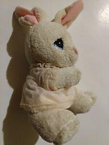 Adorable , stuffed plush Baby Bunny, very soft