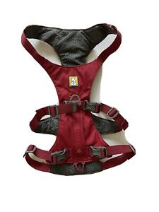 Ruffwear Flagline Dog Harness with Handle, Red, Size Small