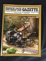 Narrow Gauge and Short Line Gazette January February 2015