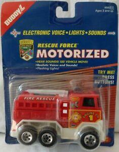 Buddy L Rescue Force Motorized Fire Engine Co. 1 (4682 V) 1994 NIP