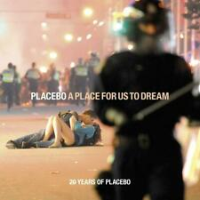 PLACEBO - Place For Us To Dream: 20 Years Of Placebo - 2 CD Set !! - NEU/OVP