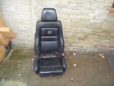 ALFA GTV PH-1 O/S/F BLACK LEATHER SEAT 94-98