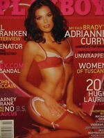 Playboy February 2006 | Adrianne Curry Cassandra Lynn    #1025 +