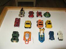 Transformers G1 Mini-Bot Lot 13 Including Bumblejumper & Warpath-Cliffjumper & M