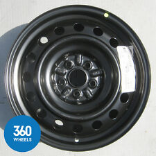 "1 x NEW GENUINE TOYOTA 16"" 6.5J AVENSIS AURIS STEEL SPARE WHEEL 42611-05270"