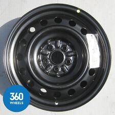 """1 x NEUF origine TOYOTA 16"""" 6.5J Avensis Auris Acier roue de secours 42611-05270"""