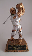 Golf Monster Hole In One-League Champ-Longest Drive Trophy Award-Free Engraving!