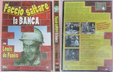 DVD film FACCIO SALTARE LA BANCA 2009 sigillato Louis De Funes HOBBY no vhs (D9)