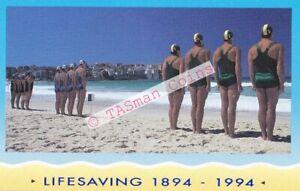 Stamp Pack Australia 1994 Lifesaving Royal Life Saving Society Centenary