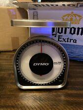 Dymo Heavy Duty Mechanical Package Scale 50lb Capacity 6 X 4 34 Platform Y50