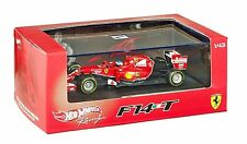 Hot Wheels Racing 1 43 Ferrari F14 T F. Alonso arte Bly69