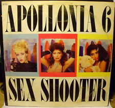"APOLLONIA 6 - SEX SHOOTER - MIX 12"" PRINCE"