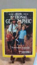 National Geographic Magazine Nat Geo January 1991(NG28)