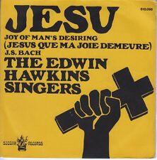 45 T SP THE EDWIN HAWKINS SINGERS *JESU*